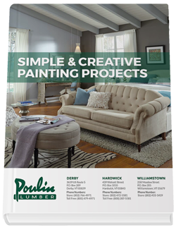 Simple and Creative Painting Projects book cover